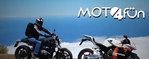 Motorcycle Hire Tenerife